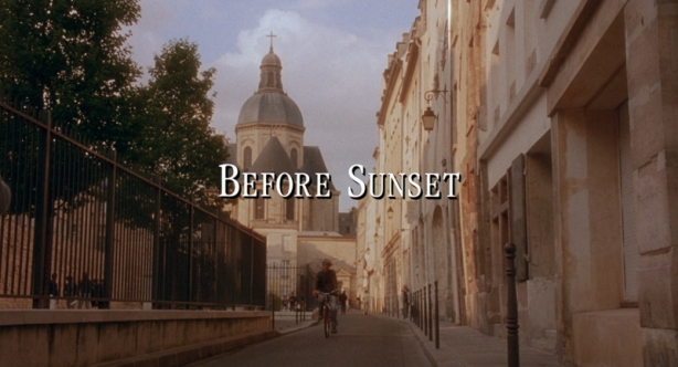 Before Sunset Title